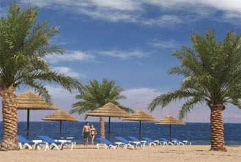 Movenpick Tala Bay пляж